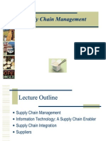 SCM Overview