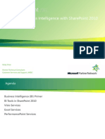 Exposing Business Intelligence With Share Point 2010
