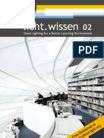 "licht.wissen 02 ""Good Lighting for a Better Learning Environment"""