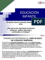 Mª Dolores Bermejo - Escolarizacion en educacion infantil