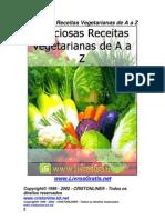 Deliciosas Receitas Vegetarian As de a a Z-Www.livrosGratis