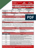 Tabela Avimed Mestre Pf Novembro - 2008