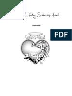 Sophia Heart Scholarship App 2012pdf