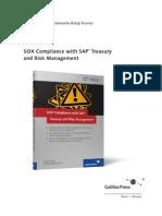 SOX Compliance With SAP Treasury