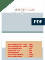 Herpes Genitalis