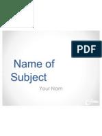 Social_studies Power Point Template