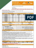 Tabela Lumina Saude Litoral Pme Novembro - 2008