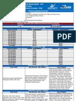Tabela Ômega Saude Pme Novembro - 2008