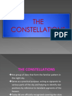 The Constellations Power Point