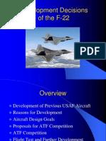 F-22 Brief
