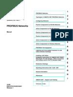 Siemens Profibus Network Manual