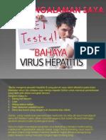 Bahaya Virus Hepatitis