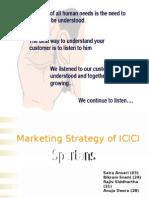 Marketing Strategy ICICI 3-21-24 28