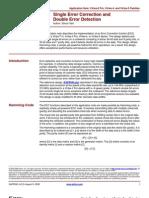 Xapp645 Project Report