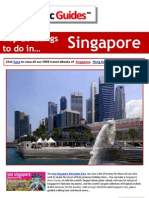 Top 25 Things to Do in Singapore