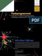 Fackprogrammet 2012