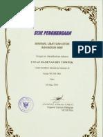 Hadenan Tazkirah Miri
