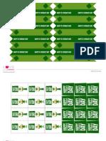 St Patricks Day Printable Set by Love Party Printables