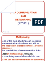 DCN A05 Multiplexing