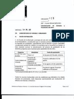 circular_23_calendarización_de_llamados subsidios chile