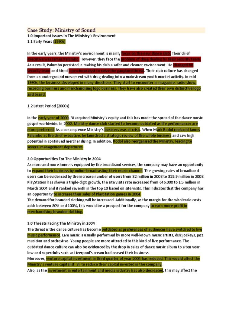 CASE STUDY: GOOGLE - Ross Reck