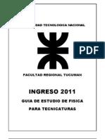Guia de Estudios Para Tecnicaturas - Fisica