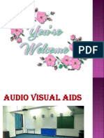 Audio Visual Aids PT