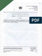 ovni - Assemblée Generale Nations Unies 27 11 78
