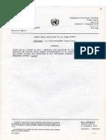 Ovni - Assemblee Generale Nations Unies 8 12 78
