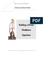 Building a Home Distillation Apparatus