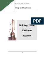 Building a Home Distillation Apparatus
