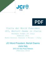 2012 jci wp visit italy