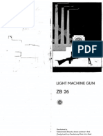 9F54E ZB26 Light Machine Gun