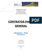 Apunte Contratos Parte General. AbuslemeyPinto