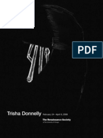 Trisha Donnelly Exhibition Poster