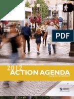 Seattle Dept of Transportation Action Agenda 2012
