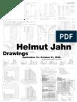Helmut Jahn Exhibition Poster