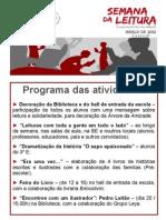 Programa - Rio de Loba