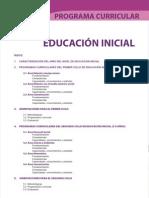 DCN-EDUCACION INICIAL