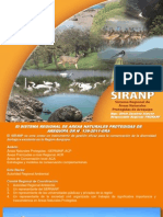 SIRANP- Mosaico de Estrategias de Conservación