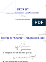 Lecture 2 Transmission Line Discontinuities