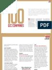 GCC Top 100 Companies