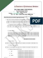 Franchise Form (1)
