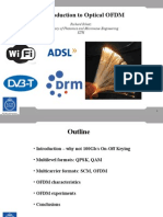 Introduction to Optical Ofdm