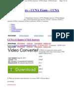 CCNA 4 Chapter 6 V4.0 Answers