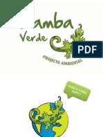 Projeto de Educação Ambiental KAMBA VERDE - Angola