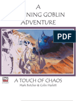 D20 - D&D 3rd - Adventure - Level 10-13 - A Touch of Chaos - Grinning Goblin Adventures