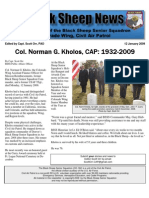 Black Sheep Squadron - Jan 2009