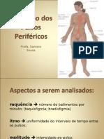 aula prática - palpação de pulsos periféricos