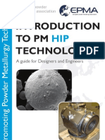 EPMA-Final_HIP_Brochure_Introduction to PM HIP Technology